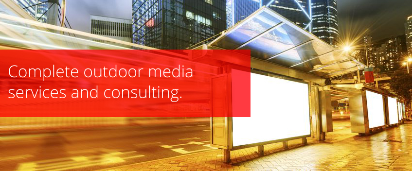 Outdoor media consulting